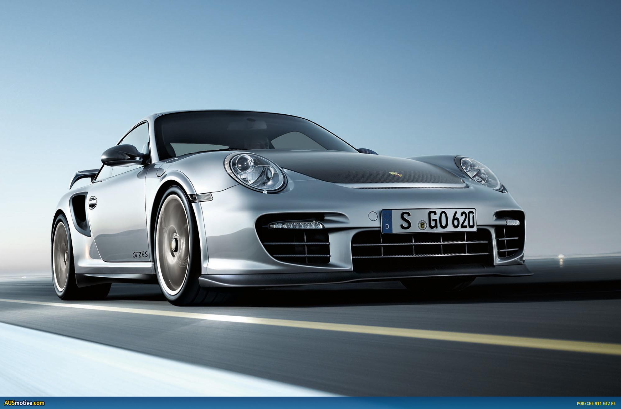 OFFICIAL: Porsche 911 GT2 RS