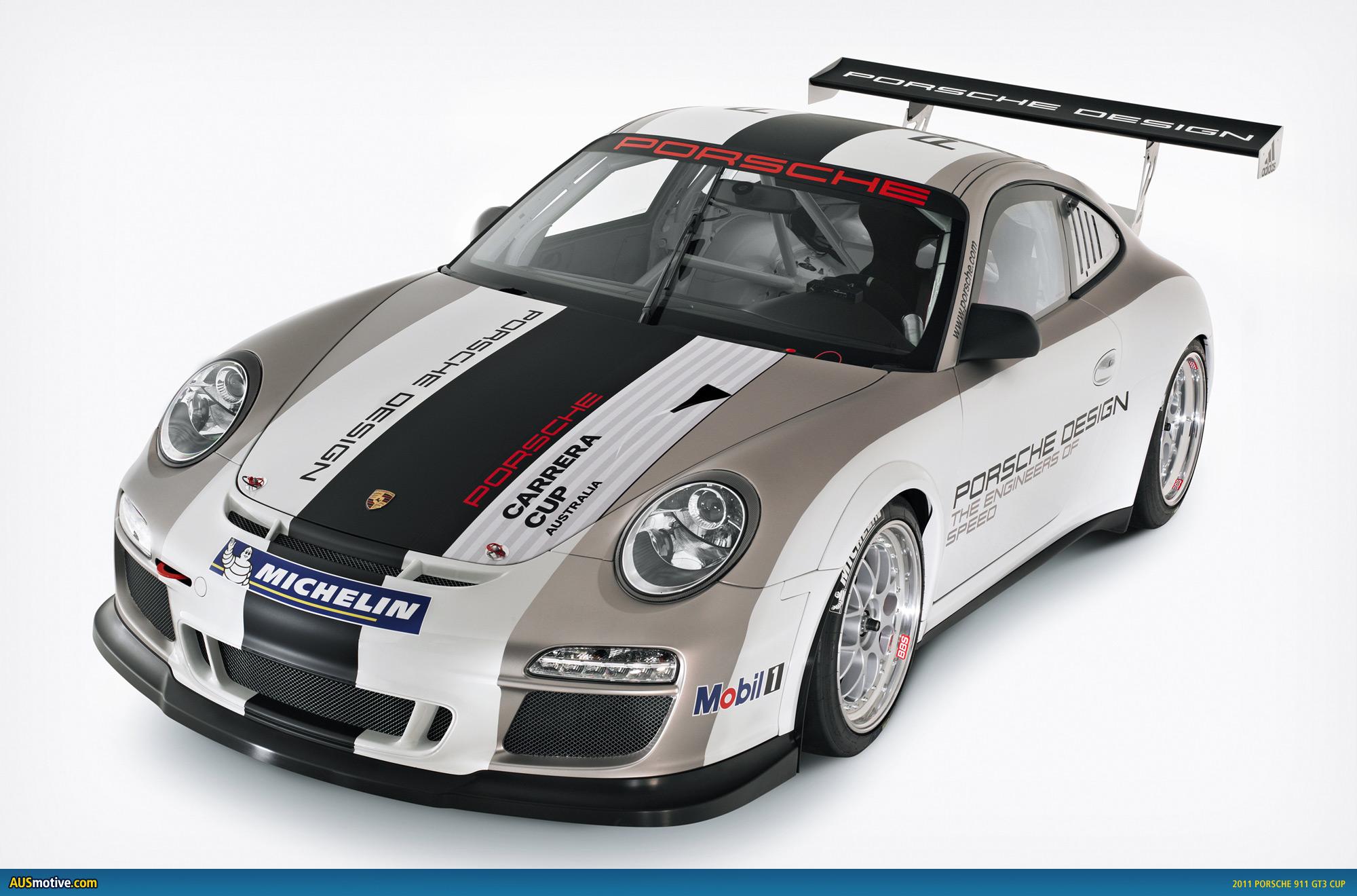 Ausmotive Com 187 2011 Porsche 911 Gt3 Cup