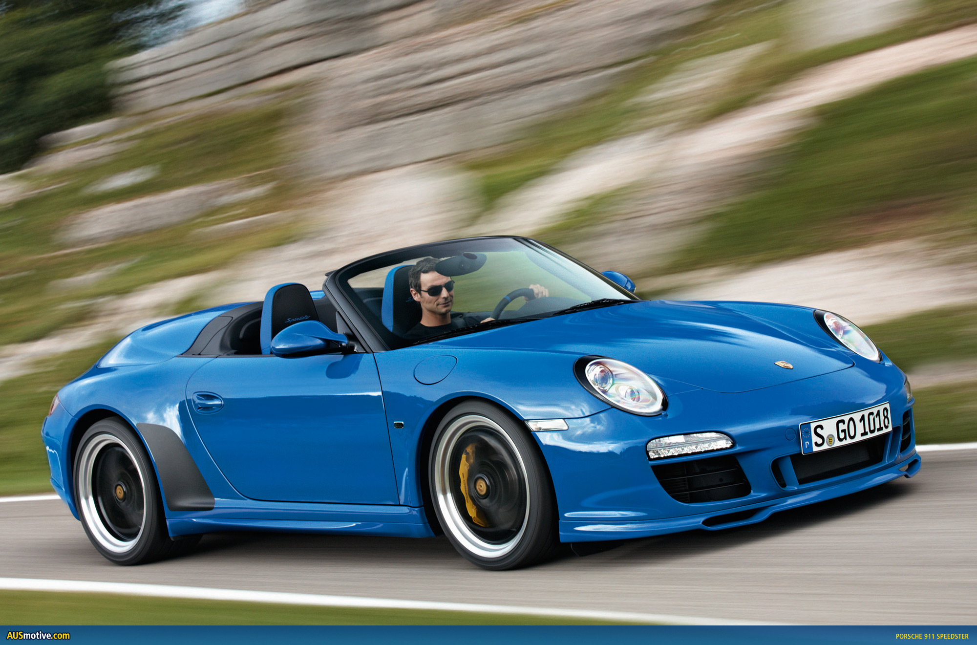 Ausmotive Com 187 Porsche Announces 911 Speedster