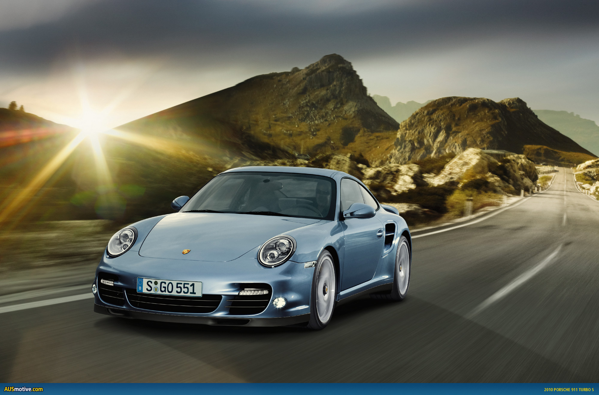 best sport car: 2011 Porsche 911 Turbo S