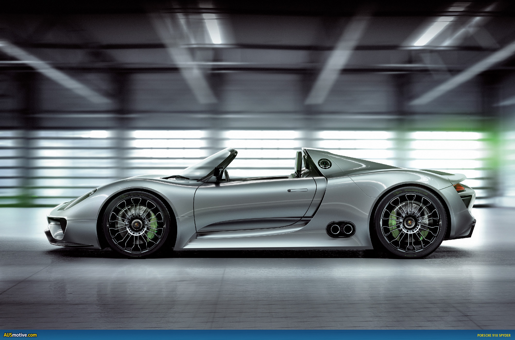 Ausmotive Com 187 Porsche 918 Spyder Ready For 24 Hours Of Hell