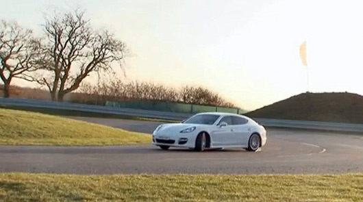 Porsche Panamera Turbo - video review