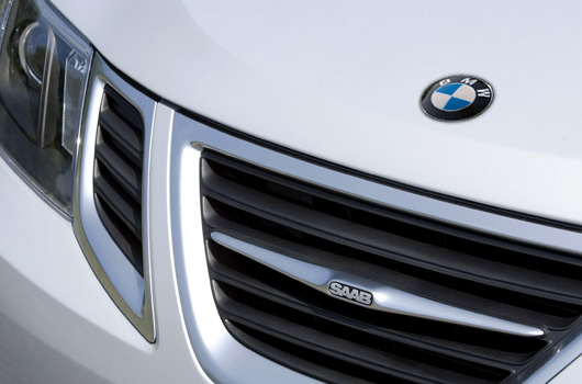 Saab - BMW