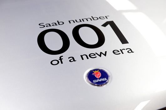 Saab enters new era