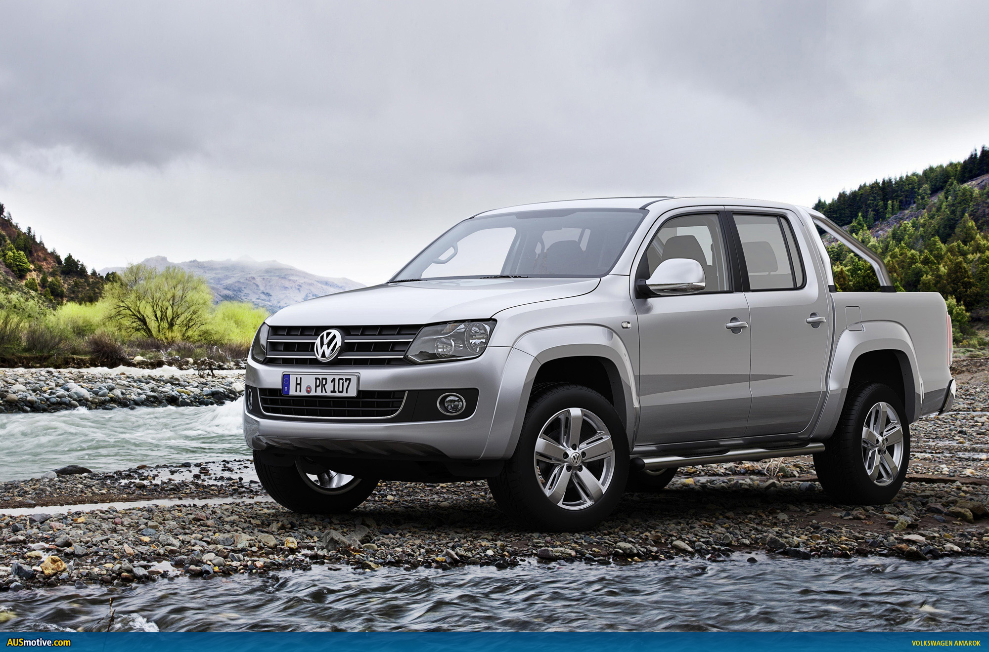 Ausmotive Com 187 Volkswagen Amarok Picks Up International Award