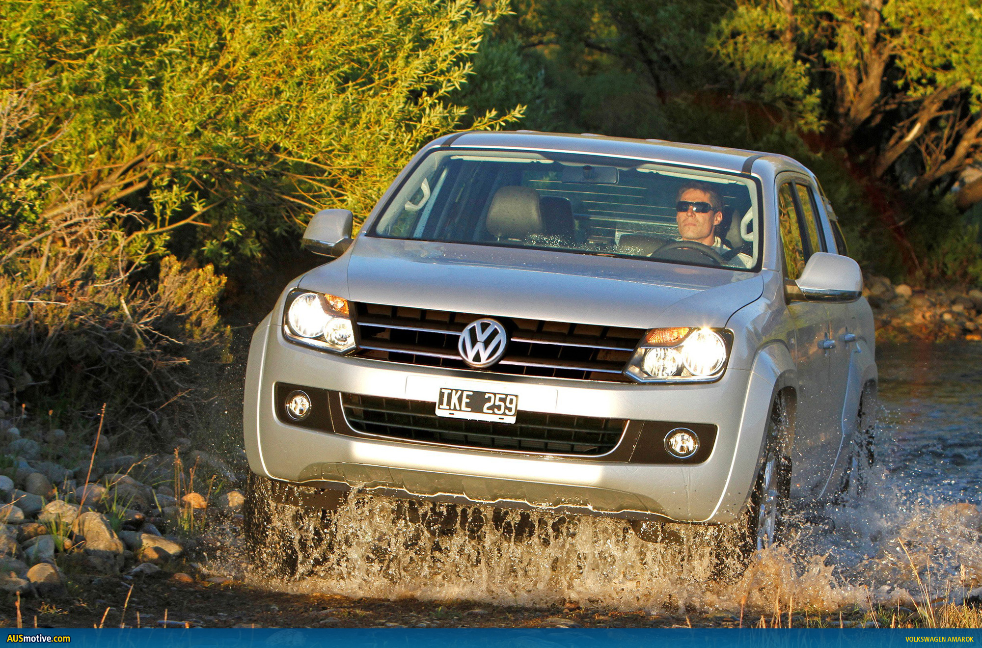 Amarok – The Volkswagen Ute