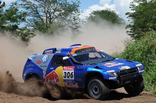 VW Race Touareg - 2010 Dakar Rally