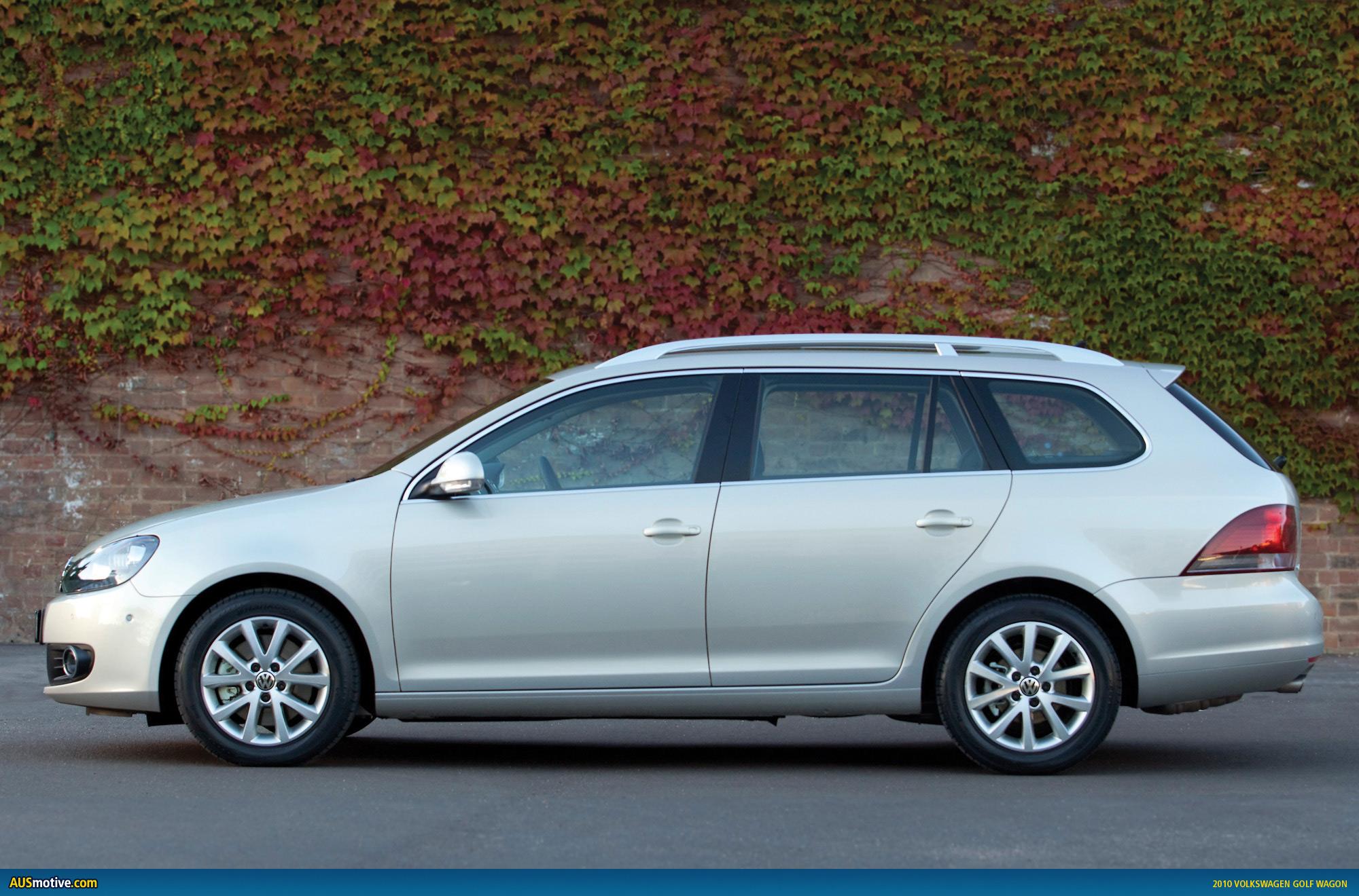 Ausmotive Com 187 2010 Golf Wagon Australian Pricing