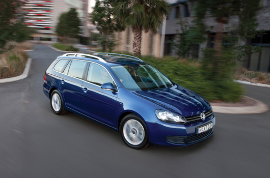 2010 VW Golf Wagon
