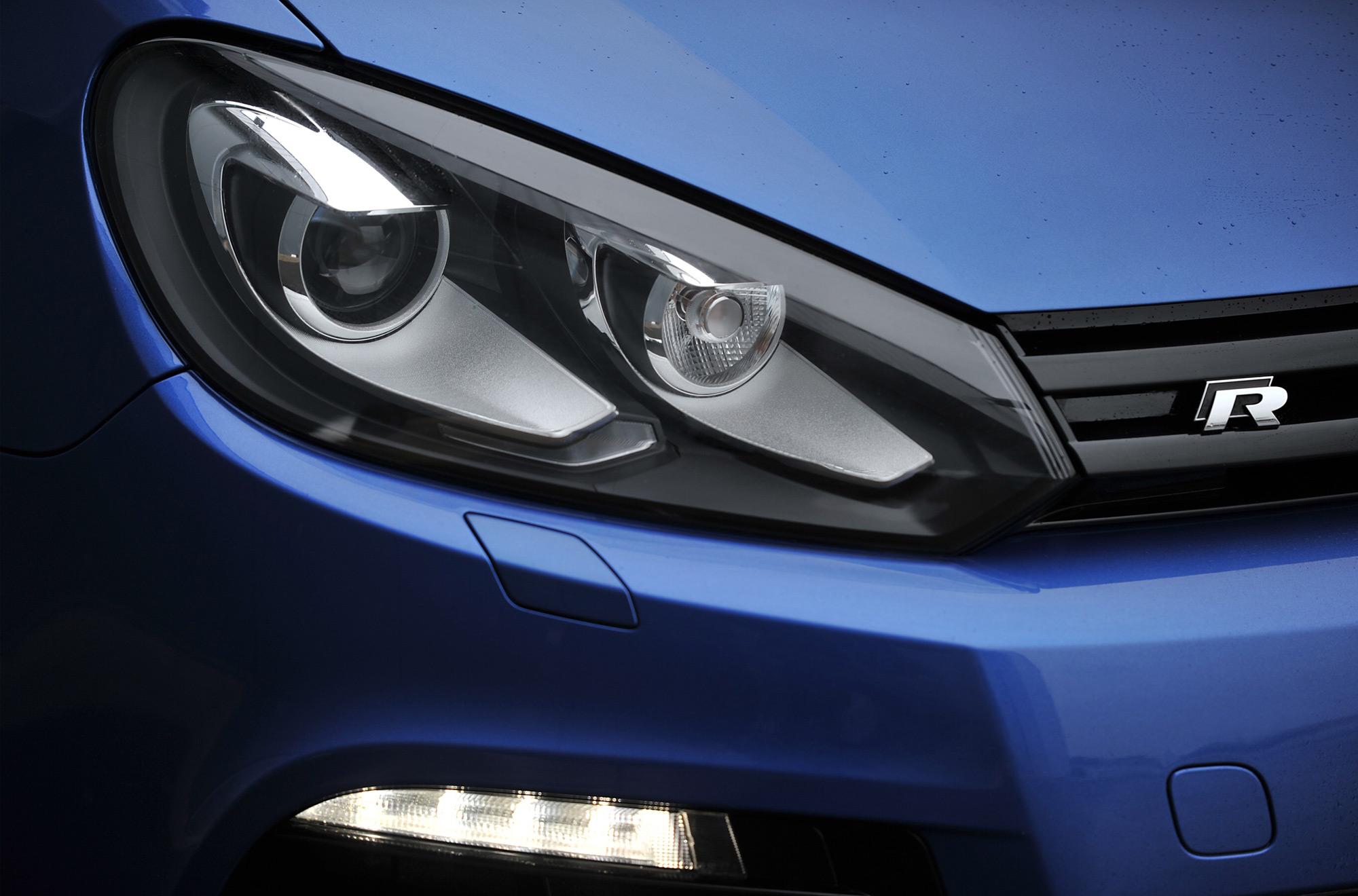 AUSmotive.com » Volkswagen Golf R ready to make a splash
