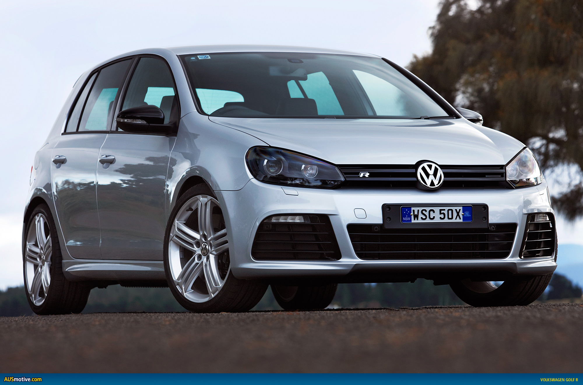 for the 188kW Golf R have
