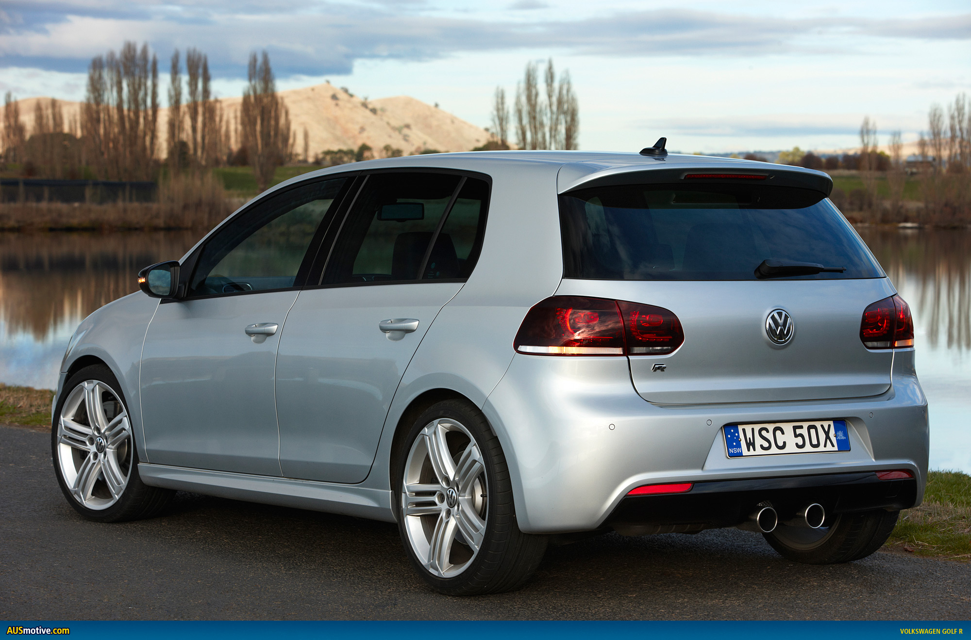Ausmotive Com 187 Volkswagen Golf R Australian Specs Amp Pricing