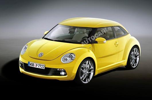 Ausmotive Com 187 The New New Beetle To Reveal Radical Design