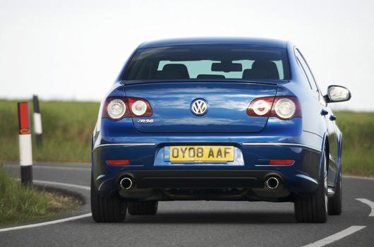 VW Passat R36