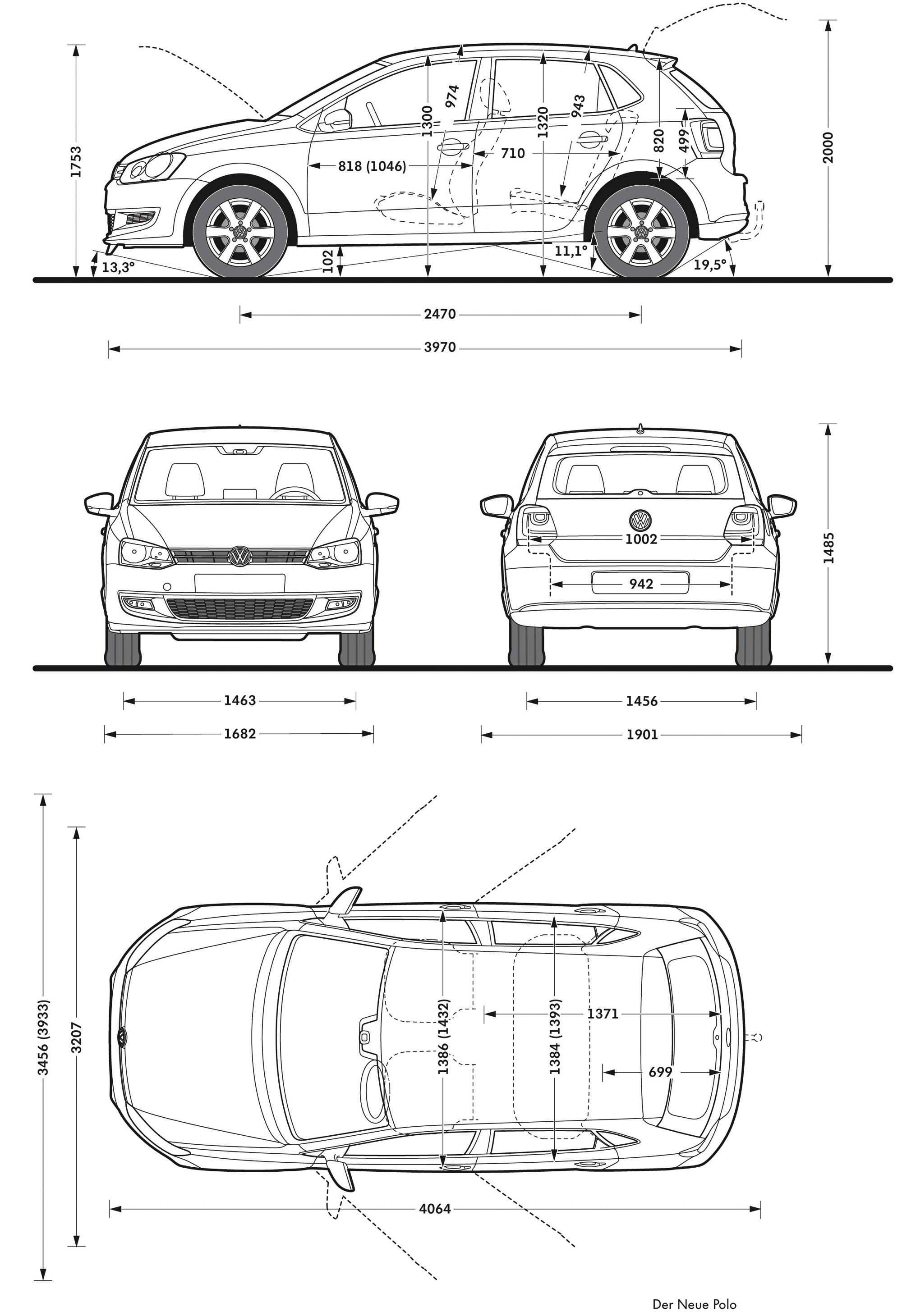 diagram of car s