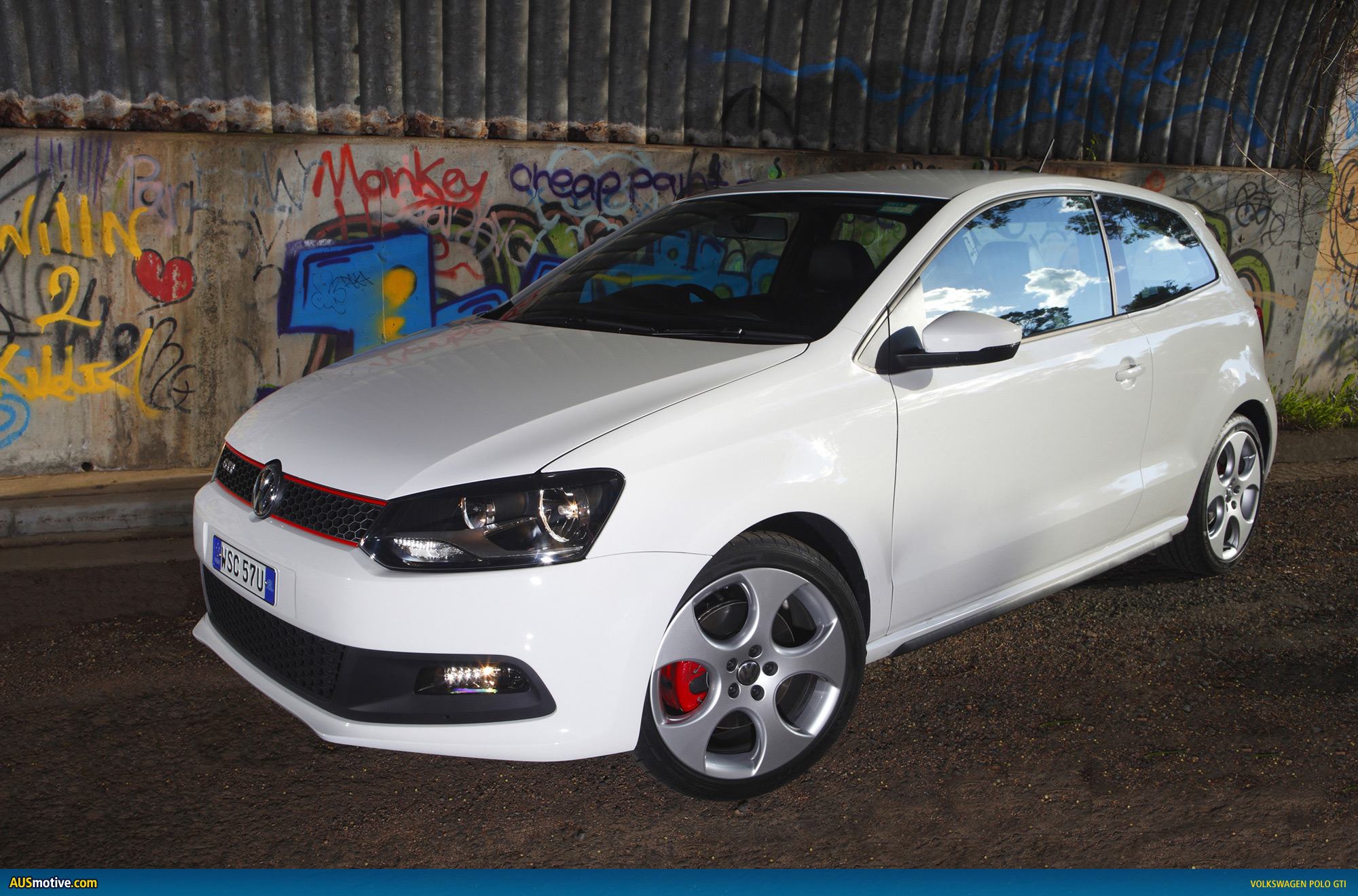 volkswagen polo gti australian pricing specs. Black Bedroom Furniture Sets. Home Design Ideas