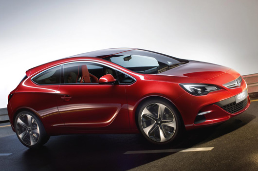 Vauxhall GTC Concept
