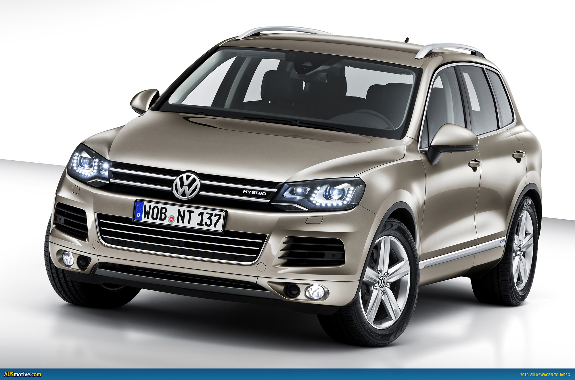 2010 volkswagen touareg due in australia next year. Black Bedroom Furniture Sets. Home Design Ideas