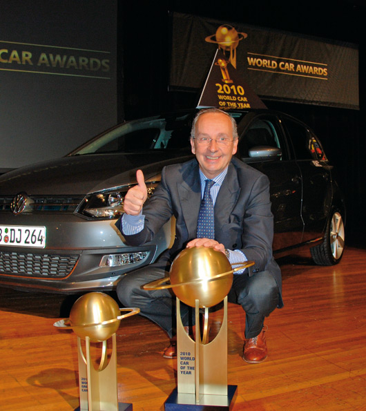 The new Volkswagen Polo - WCOTY 2010