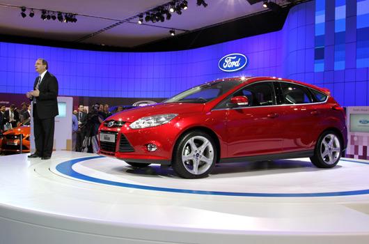 Ford at AIMS 2011