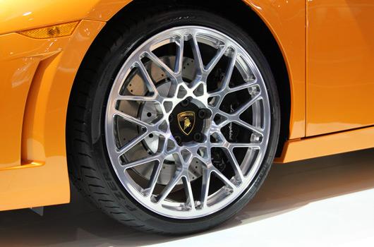 Lamborghini at AIMS 2011