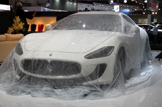 Maserati at AIMS 2011