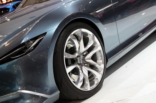 Mazda at AIMS 2011