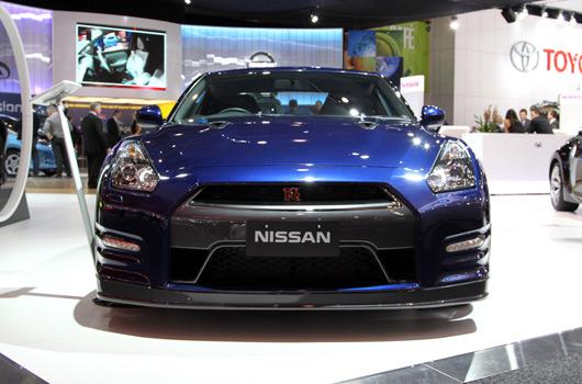 Nissan at AIMS 2011