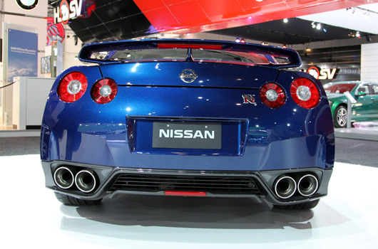 Nissan at AIMS 2011