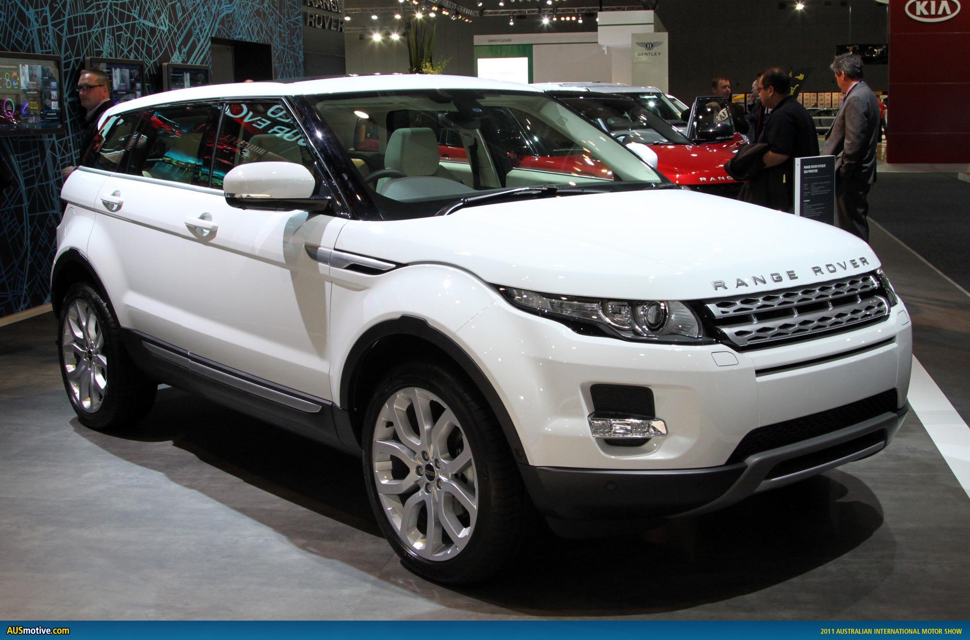 Ausmotive Com 187 Aims 2011 Gallery Range Rover