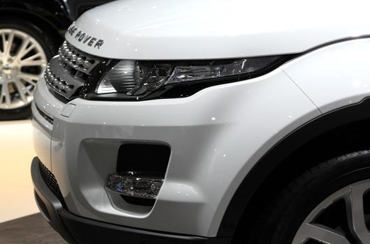 Range-Rover at AIMS 2011
