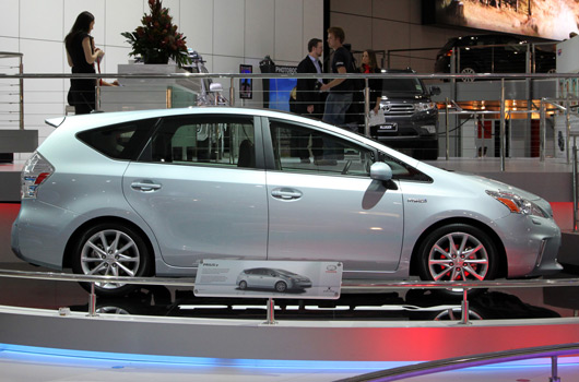 Toyota at AIMS 2011