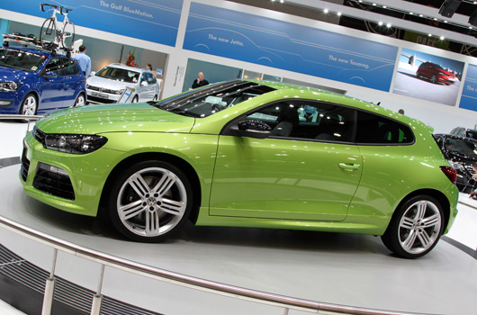 Volkswagen at AIMS 2011