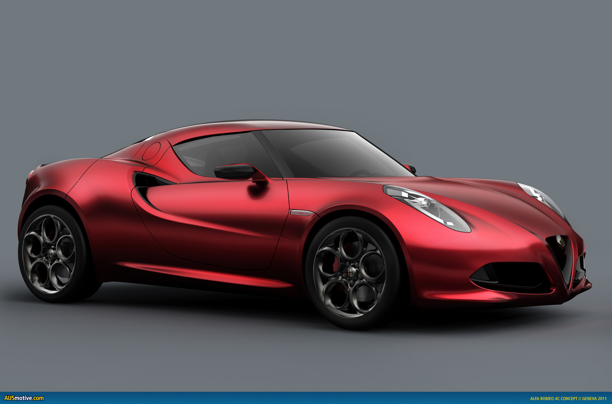 alfa romeo 4c on track for mid 2013 launch. Black Bedroom Furniture Sets. Home Design Ideas
