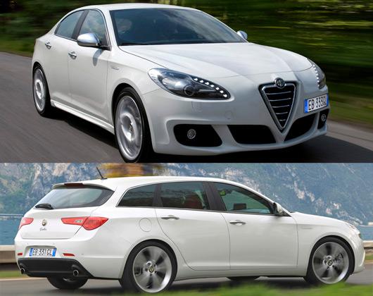Will the Alfa Romeo Giulia really look this good?