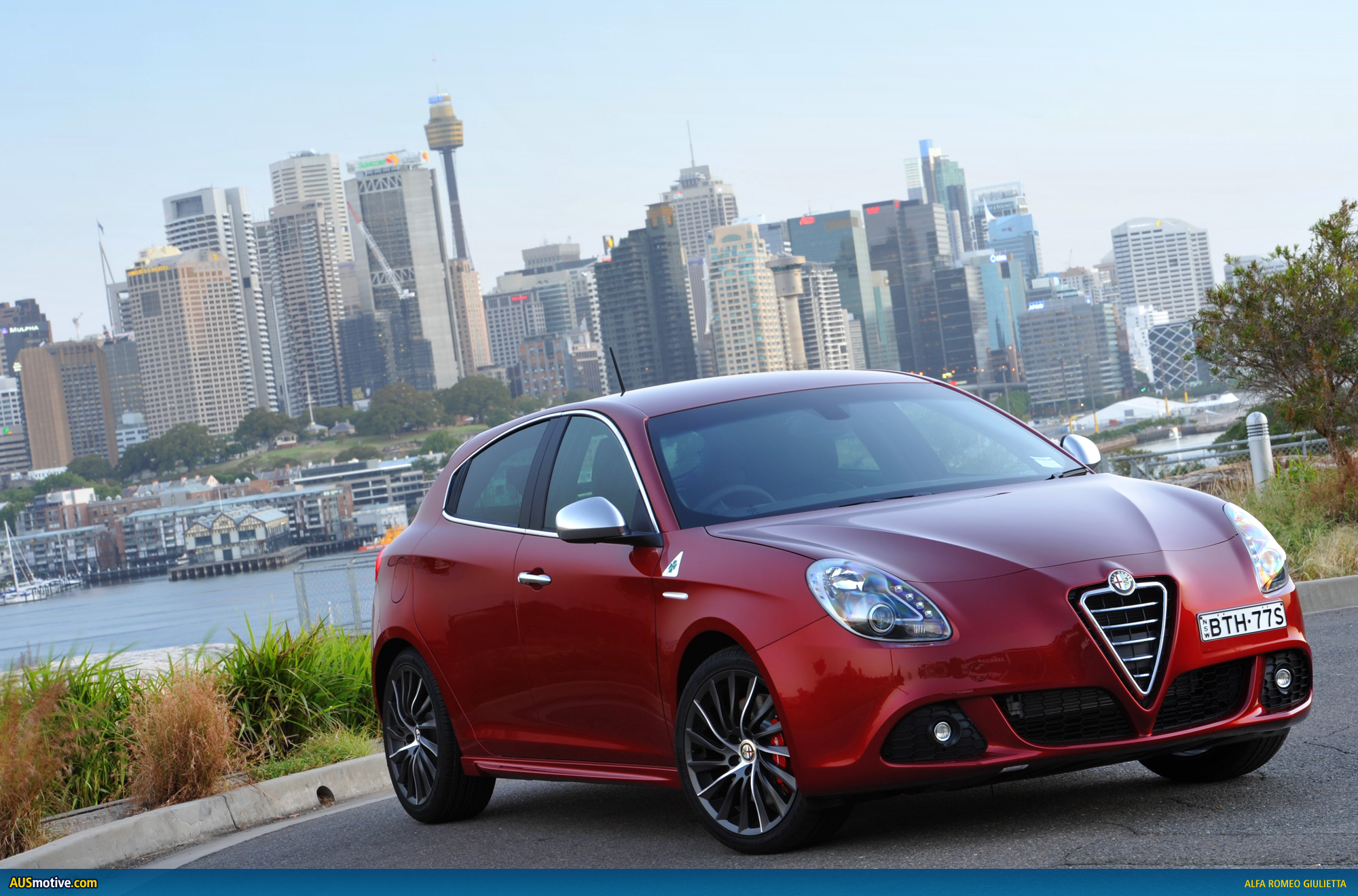 alfa romeo giulietta launched in australia. Black Bedroom Furniture Sets. Home Design Ideas