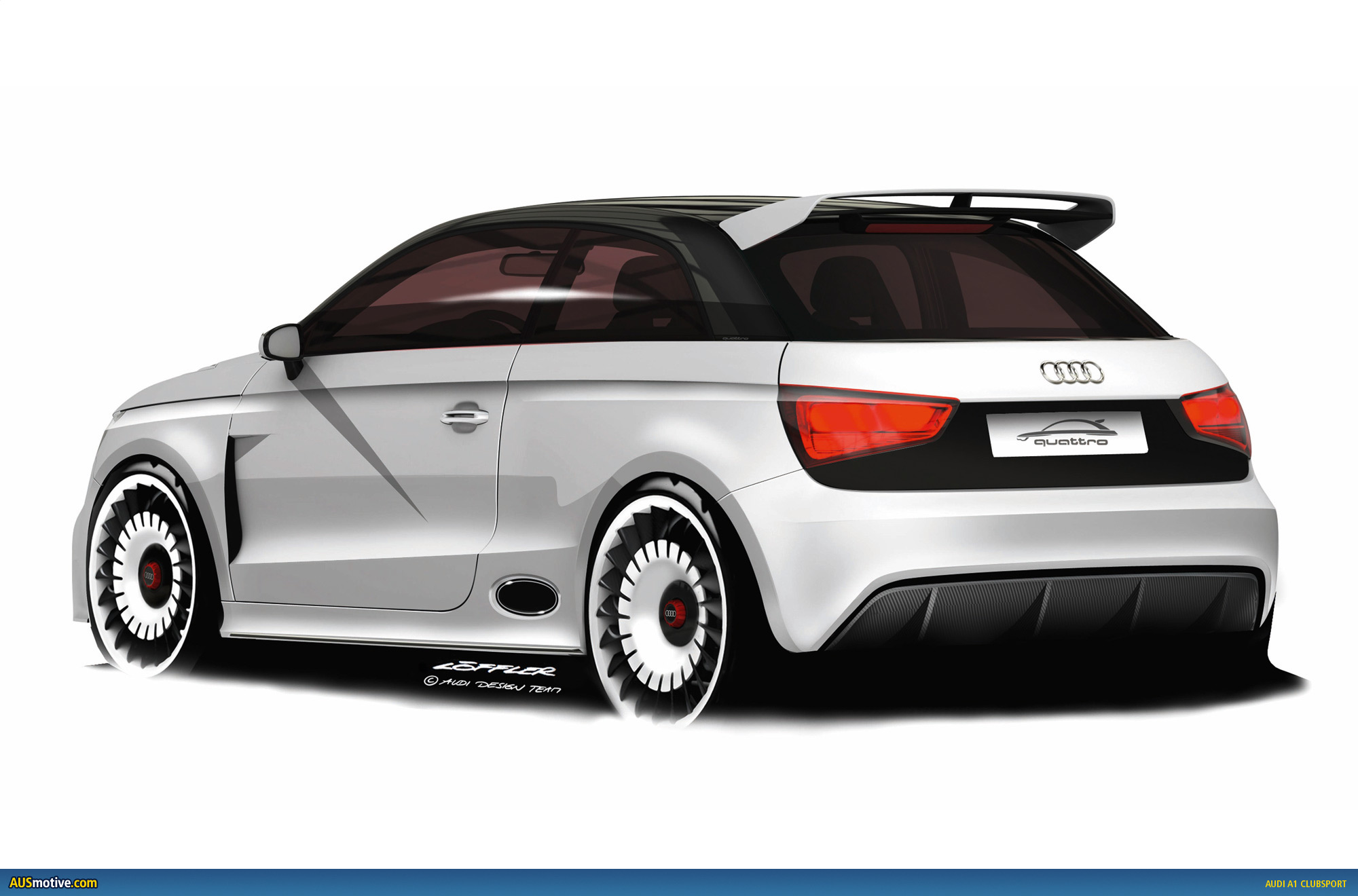 w rthersee 2011 audi a1 clubsport. Black Bedroom Furniture Sets. Home Design Ideas