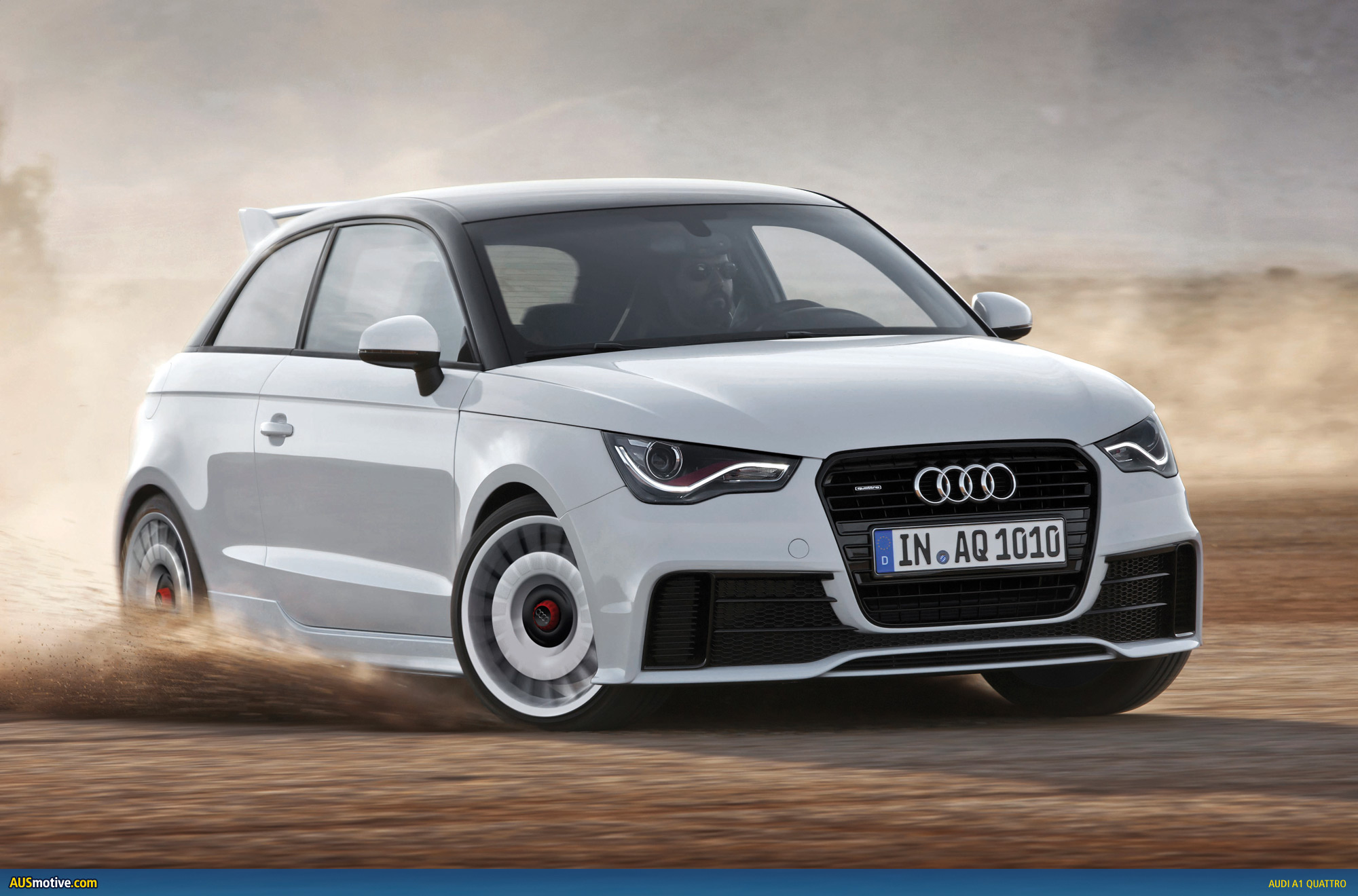 Ausmotive Com 187 Limited Edition Audi A1 Quattro Revealed