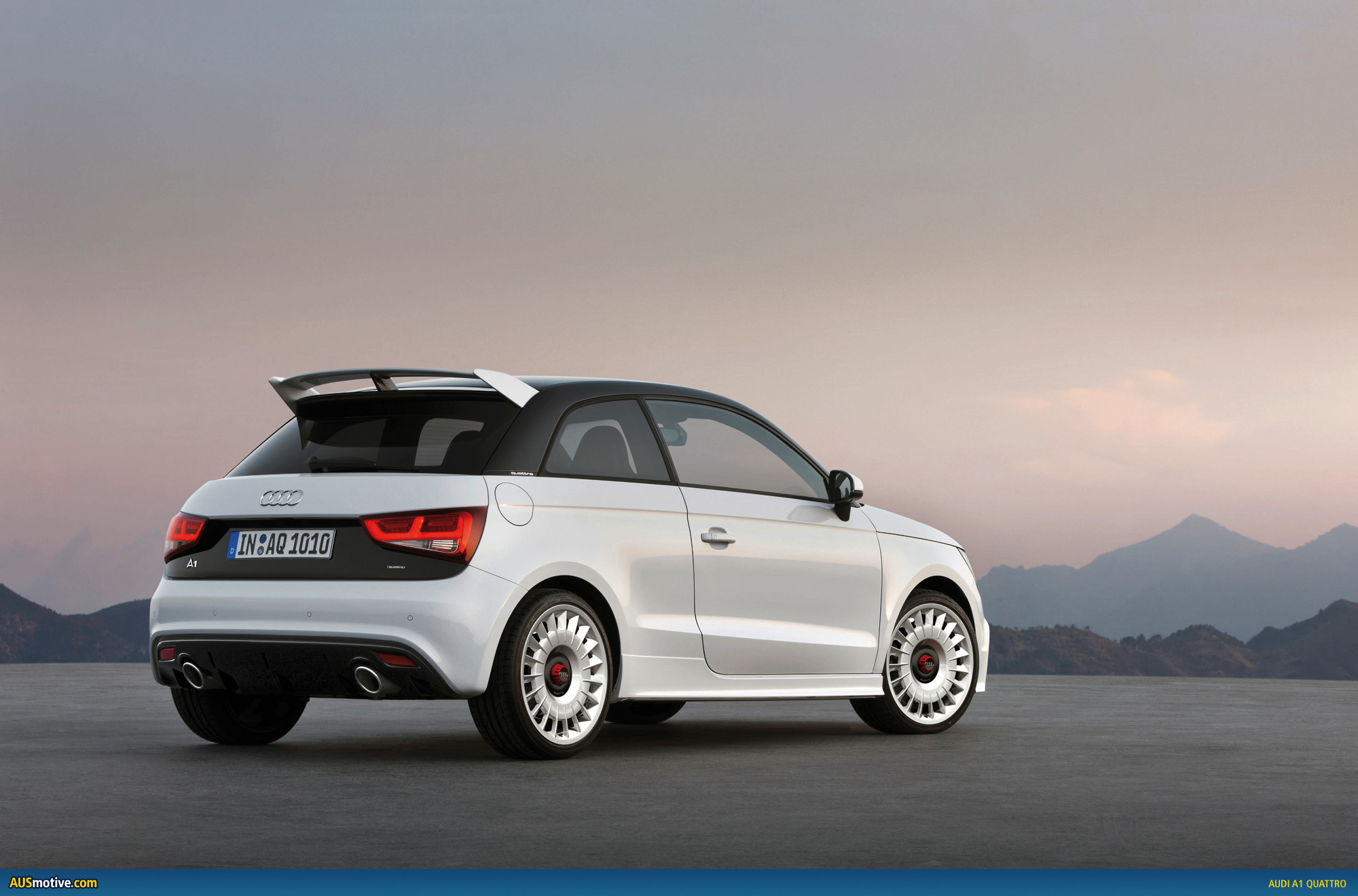 Ausmotive Com Limited Edition Audi A1 Quattro Revealed