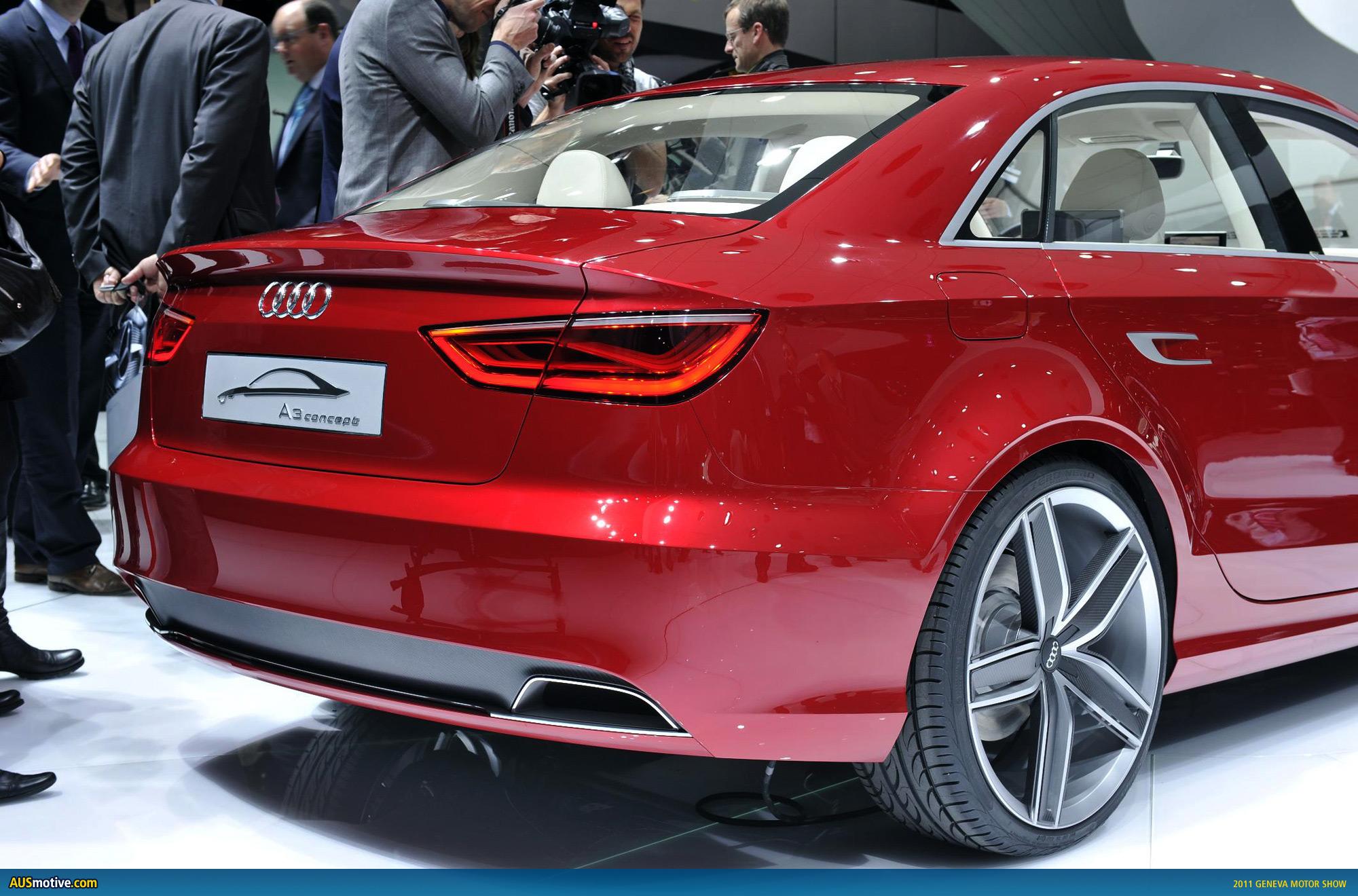 """comment(s) for """"Geneva 2011: Audi A3 concept"""""""