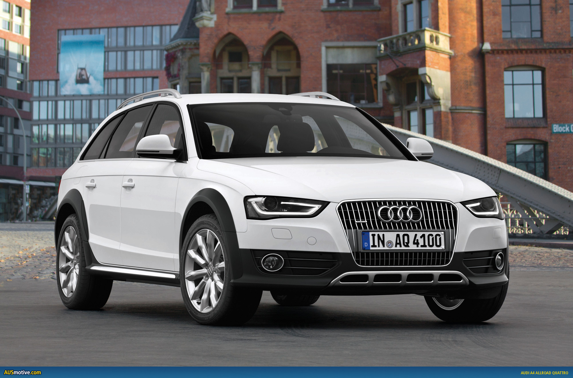 Ausmotive Com 187 2012 Audi A4 Allroad Quattro Photo Gallery