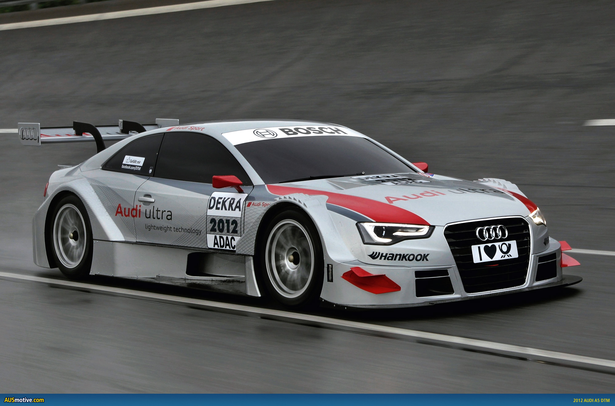 a5 dtm concept pre facelift audi a5 forum audi s5 forum. Black Bedroom Furniture Sets. Home Design Ideas