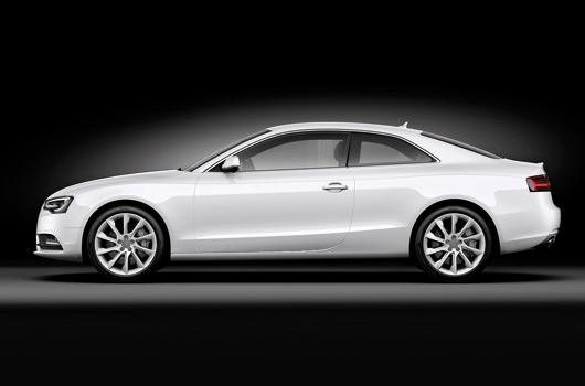 Audi A5 Range Update 05S