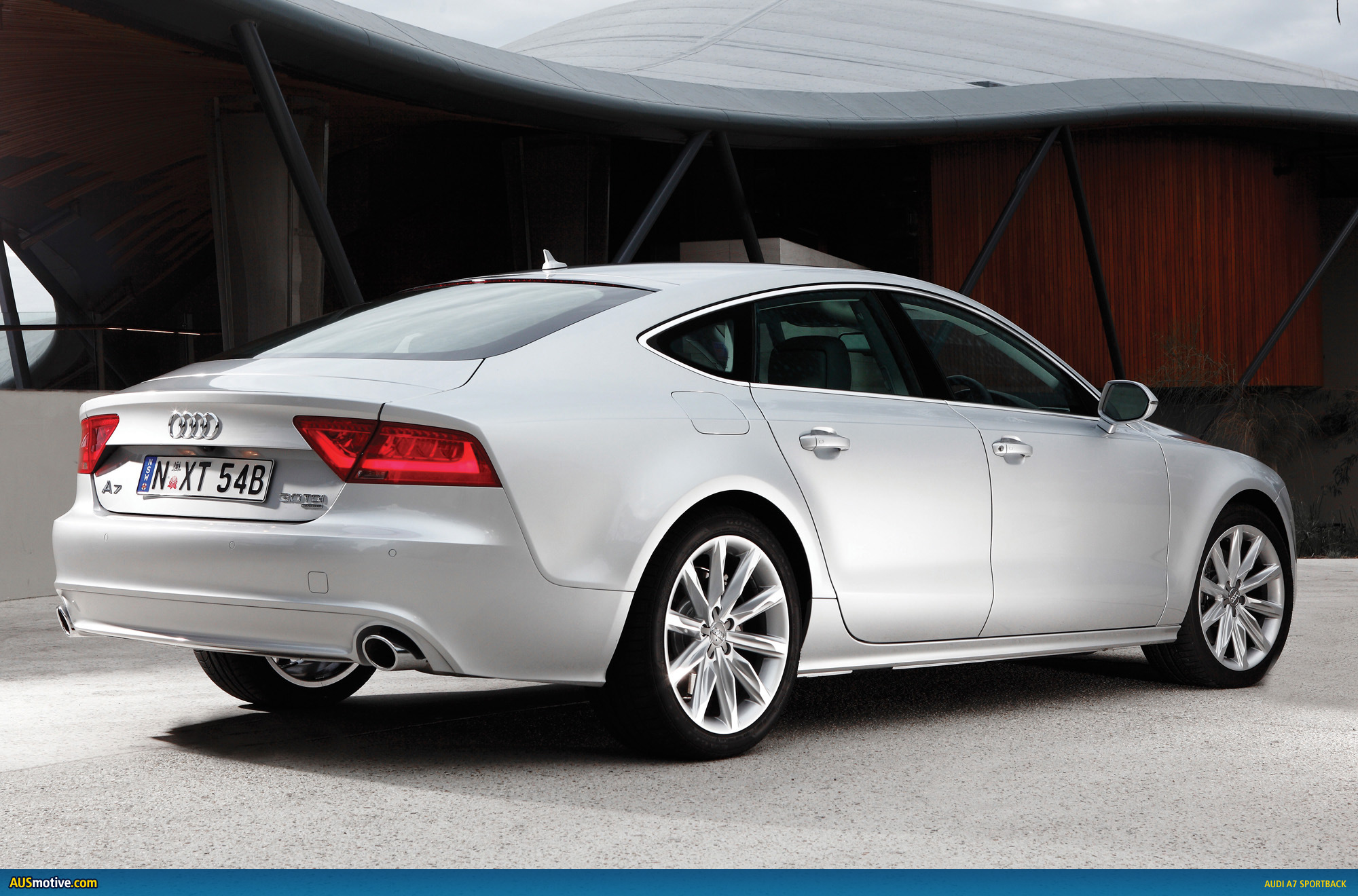 audi a7 sportback australian pricing specs. Black Bedroom Furniture Sets. Home Design Ideas