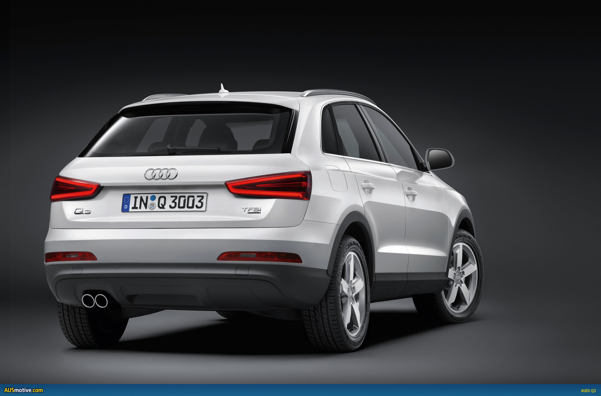 AUSmotive.com » 2012 Audi Q3 Photo Gallery