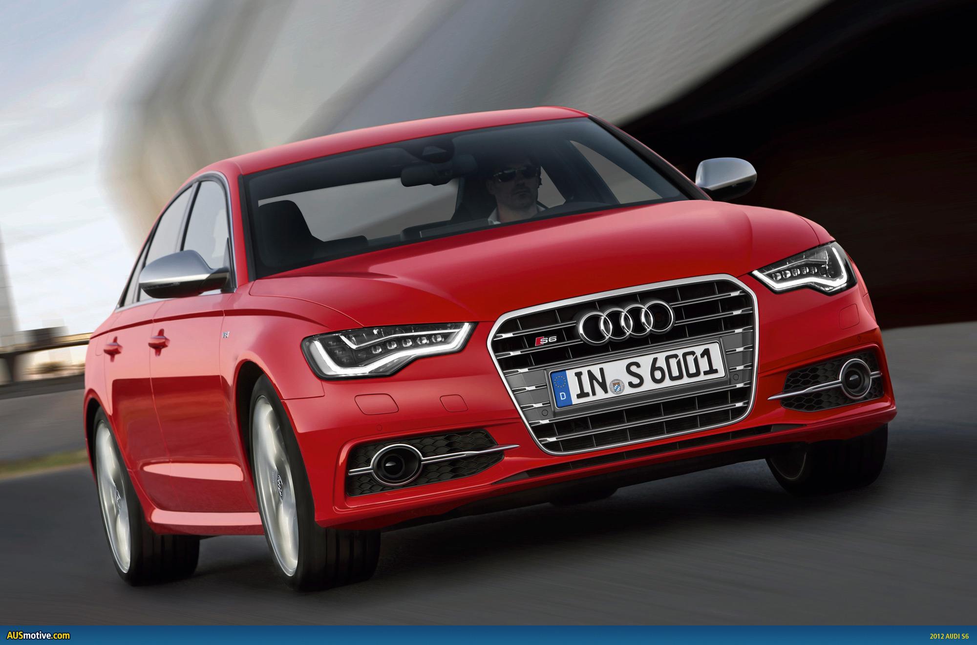 Ausmotivecom 2012 Audi S6 Photo Gallery