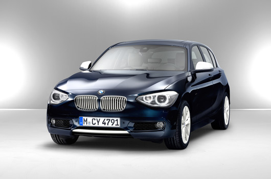 BMW 1 Series hatch (F20)