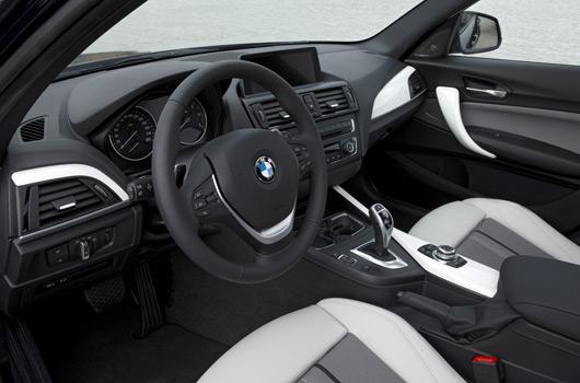 BMW 1 Series hatch (F20)