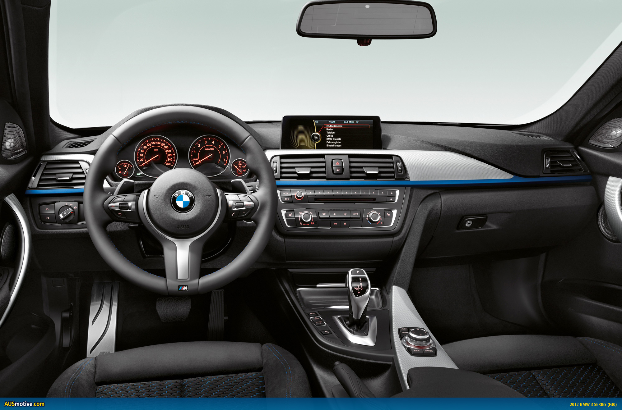 AUSmotivecom  BMW M Sport Package now available on 3 Series