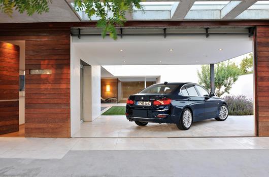 2012 BMW F30 3 Series